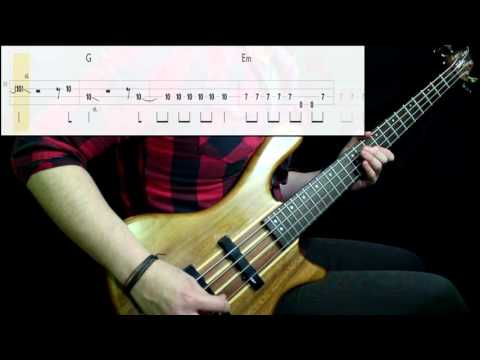 The Killers - All These Things That I've Done (Bass Cover) (Play Along Tabs In Video)