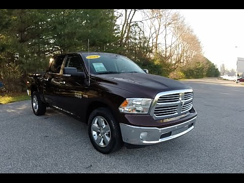 2014 grey ram 1500 big horn crew cab newmarket ontario doovi. Black Bedroom Furniture Sets. Home Design Ideas