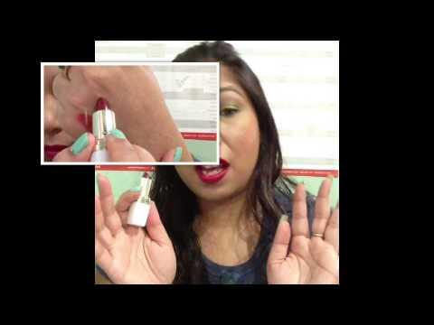 Caramia lipstick review