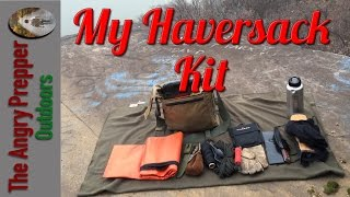 My Hidden Woodsmen Haversack Kit