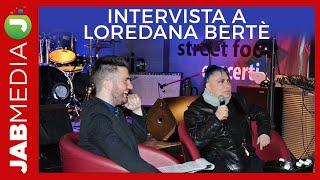 Marco Cignoli intervista Loredana Bertè al Caffè Letterario Roma (Parte 1 - Raduno Bandabebè 2015)