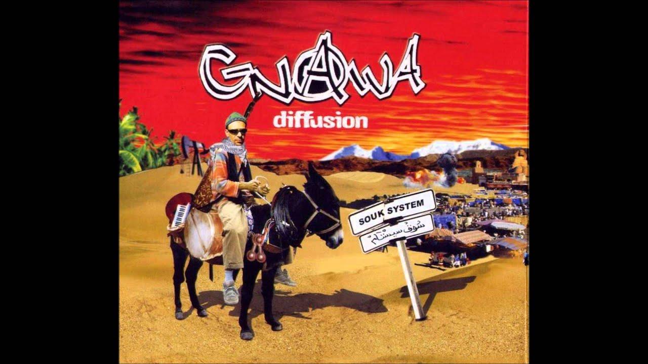 gnawa diffusion mp3 2012