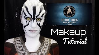 JAYLAH - STAR TREK (#7) - 33 DÍAS DE HALLOWEEN - MY MAKE UP OBSESSION