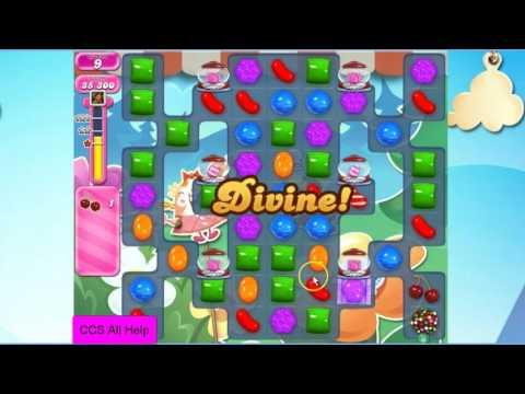 Candy Crush Saga Level 2491 NO BOOSTERS Cookie