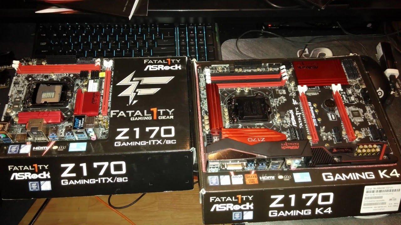 ASRock Fatal1ty B150 Gaming K4/D3 Realtek Audio XP