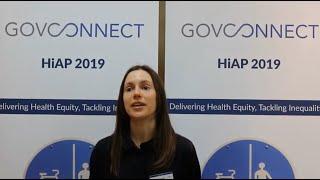HiAP 2019 - Claire Greszczuk, The Health Foundation