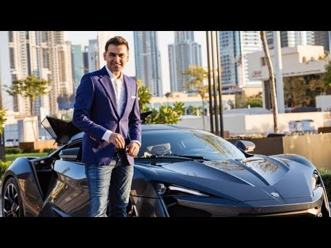 Saygin Yalcin Car Collecton 2019 - Dubai Billionaire