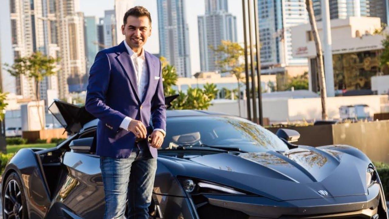 saygin yalcin car collecton 2019 - dubai billionaire