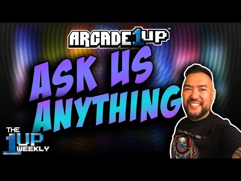 1up Weekly - Live with Arcade1up - Q&A Session from The1upWeekly
