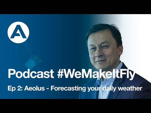 Philippe Pham: Aeolus - Forecasting your daily weather