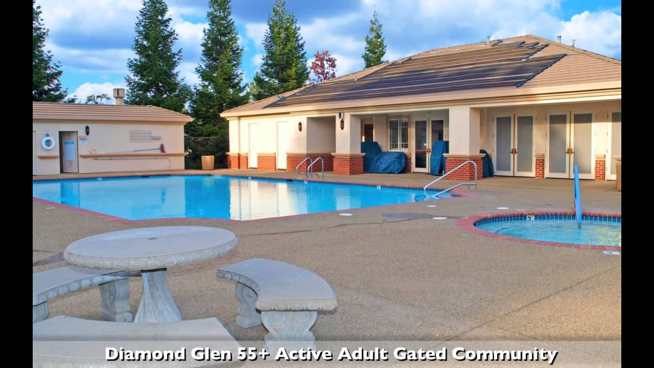 55+ Retirement Communities in El Dorado Hills and Folsom