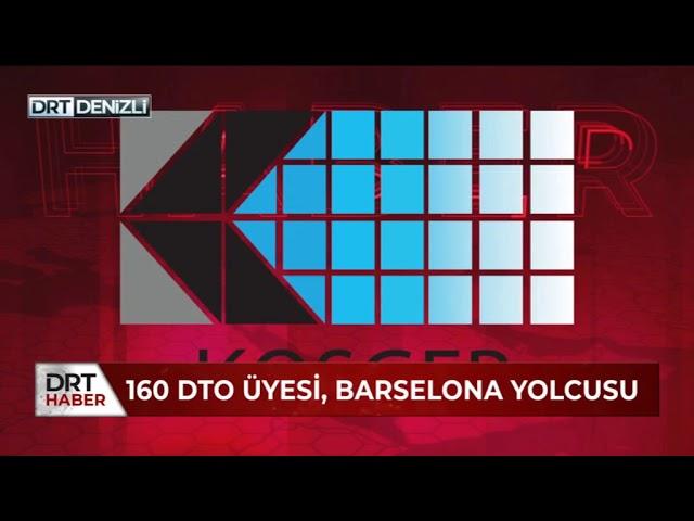 DRT TV-160 DTO üyesi, Barselona yolcusu 13.06.2019