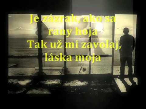 Elán - láska moja + text