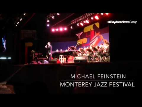Michael Feinstein Performing His Sinatra Project Closes Out Monterey Jazz Festival  Sunday Night.  #