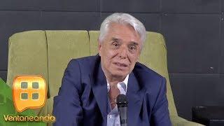 Enrique Guzmán no está enterado de los reproches de Frida Sofía a Alejandra Guzmán.
