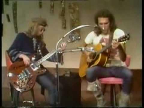 Mann's Fate - Jorma Kaukonen & Jack Casady (Hot Tuna) 1969