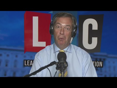 The Nigel Farage Show: Pros and cons of immigration? Live fr