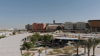 Masdar City For A Sustainable Future