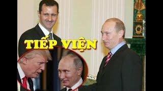 Nga tuyên bố ĐANH THÉP sẽ bảo vệ Syria bất chấp Mỹ Anh và Pháp