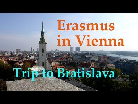 Erasmus in Vienna | Trip to Bratislava