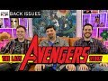 The Last Avengers Story - Back Issues