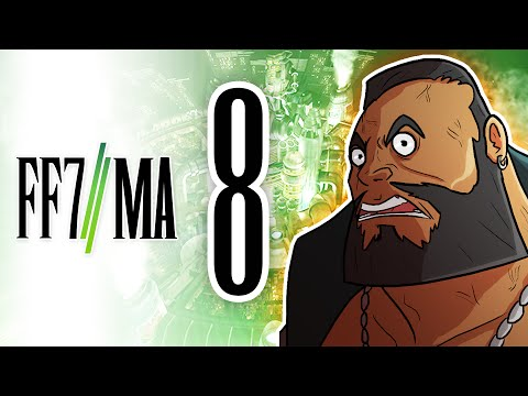 Final tasy VII: Machinabridged FF7MA  Ep. 8  Team Four Star