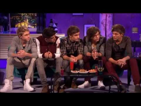 One Direction - Alan Carr Chatty Man - 27th November 2011