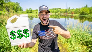 I Spent $5,000 to SAVE the Fish in My POND!!!! (Will It Work?)