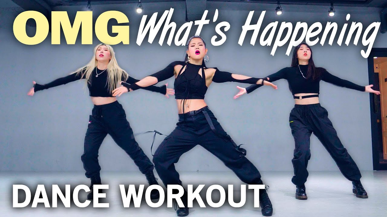 [Hit-Pop Dance] Ava Max - OMG What's Happening | MYLEE Cardio Dance Workout, Dance Fitness