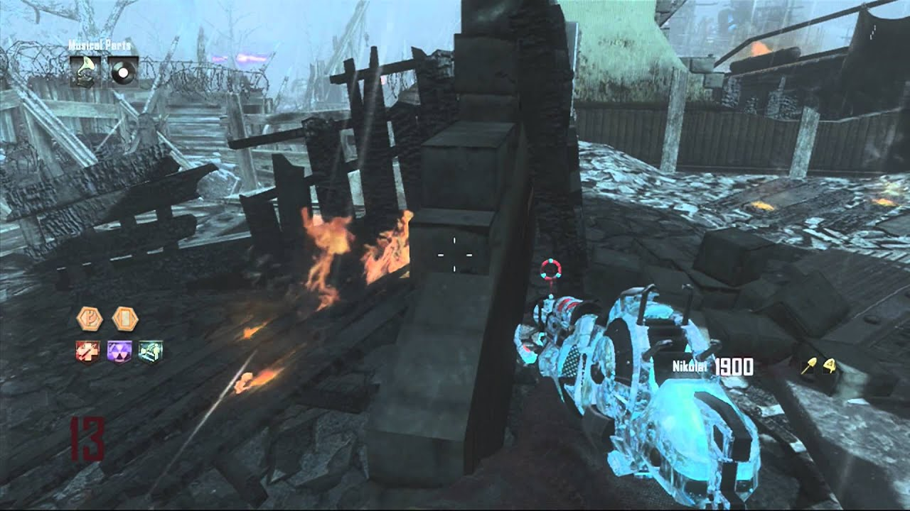 Origins all staff parts guide black ops 2 zombies youtube - Black ops 2 origins walkthrough ...