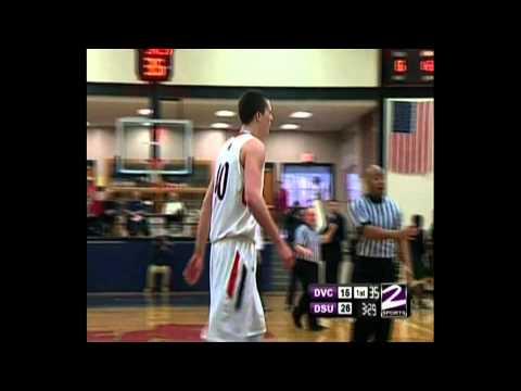 Ryan Callahan Sophomore Year Dunks (2014-2015)