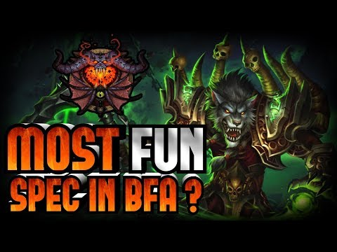 Most Fun And Possibly Best Spec In Battle For Azeroth