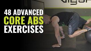 48 Advanced Core Abs Exercises - Vigor Ground Fitness Renton