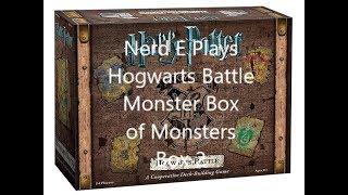 Harry Potter Hogwarts Battle Monster Box of Monsters Box 2