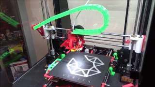 anet a8 prusa i3 clone 3d printer lots of mods and upgrades 3dtouch sensor