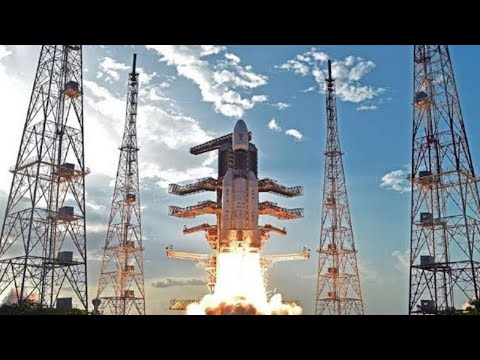 ISRO LIVE Rocket launch | Chandrayaan 2 Moon Mission