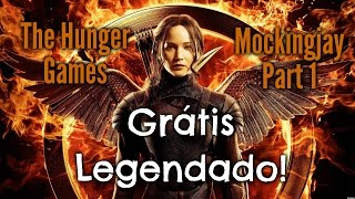 The Hunger Games Mockingjay Part 1 -  Filme LEGENDADO