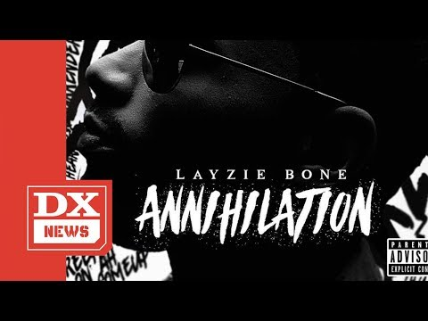 """Layzie Bone's New Diss Song """"Annihilation"""" Adds To The Migos Vs Bone Thugs N Harmony Beef"""
