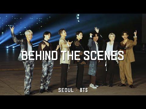 [SEOUL X BTS] EoGiYeongCha Seoul BTS (Behind the Scenes)