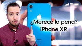 El iPhone XR vale MUCHO la pena
