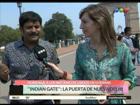 Un viaje por la India - Telefe Noticias