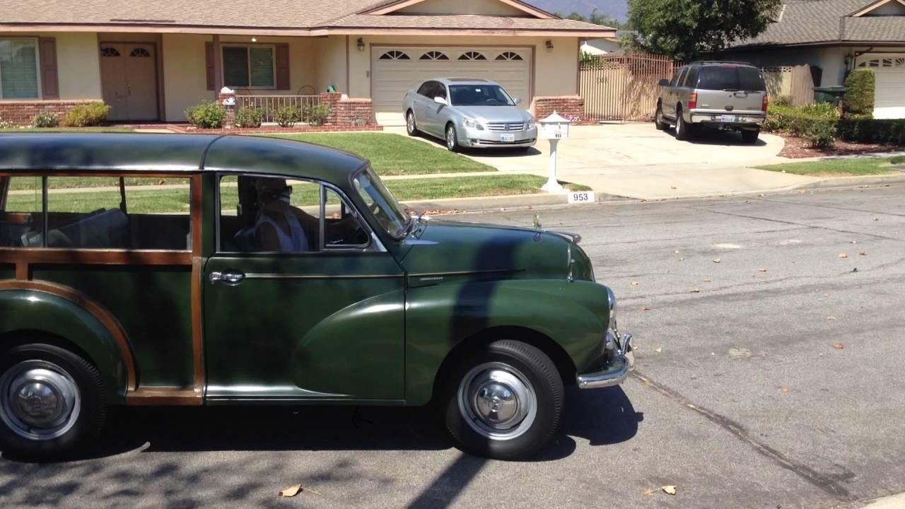 Morris minor traveller for sale - 1967 Morris Minor For Sale 2