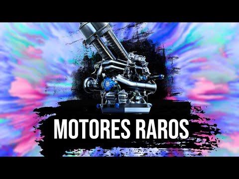TOP 7 LOS MOTORES MAS EXTRAÑOS DEL MUNDO
