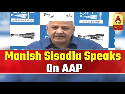 Delhi: Manish Sisodia Speaks On AAP And Congress' Alliance  | ABP News