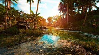Расслабляющие Звуки Природы Far Cry 6 Музыка и Атмосфера 4K