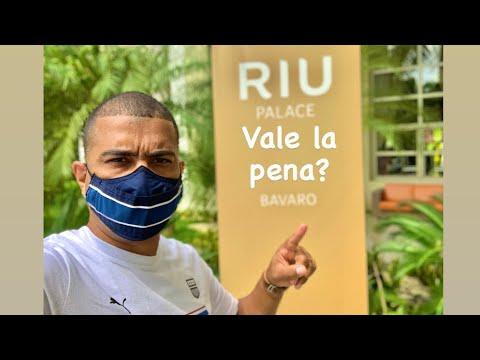 Riu Palace Bavaro Visitando En Tiempo De Pandemia