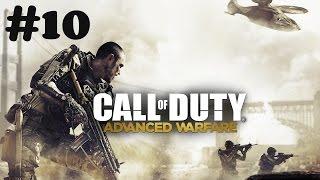 """""""Call of Duty: Advanced Warfare"""" walkthrough (Veteran difficulty) Mission 10: Bio Lab"""