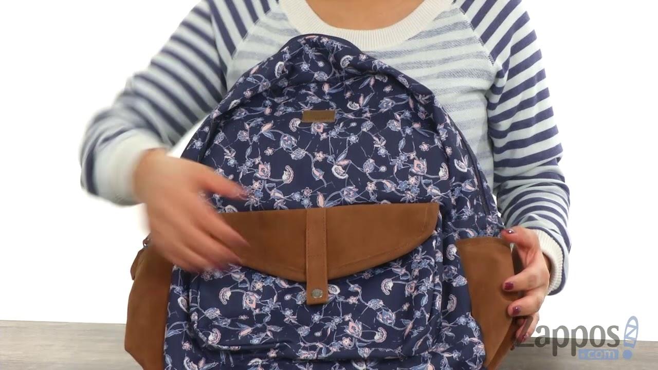 bfaa9472c8 Roxy Carribean Backpack SKU: 8996158 - YouTube