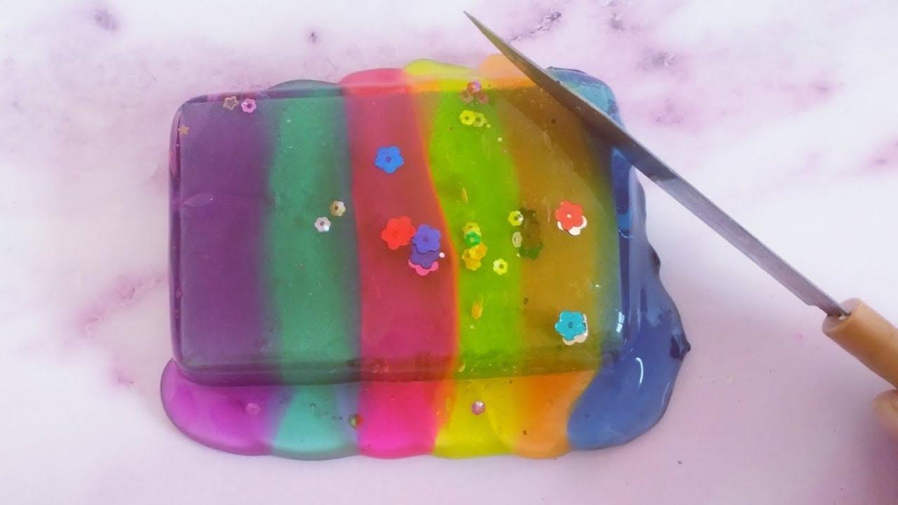 創意手工DIY蜂巢花泥,無硼砂,一刀切下去感覺心情都變好啦 - YouTube