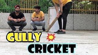INDIANS AND GULLY CRICKET || JaiPuru